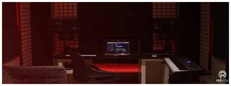 HOME STUDIO paris pour enregistrement de musique