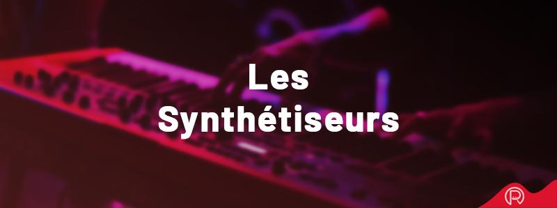 Un instrument synthétiseur
