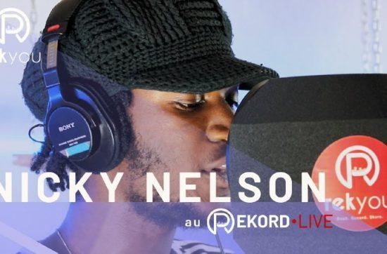 RekordLive Rekyou Nicky Nelson Troisième édition