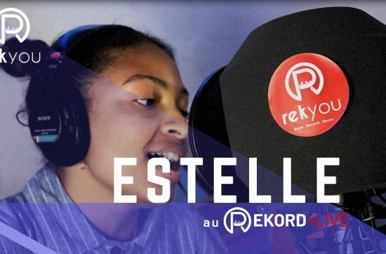 RekordLive Rekyou Estelle Leese Troisième édition