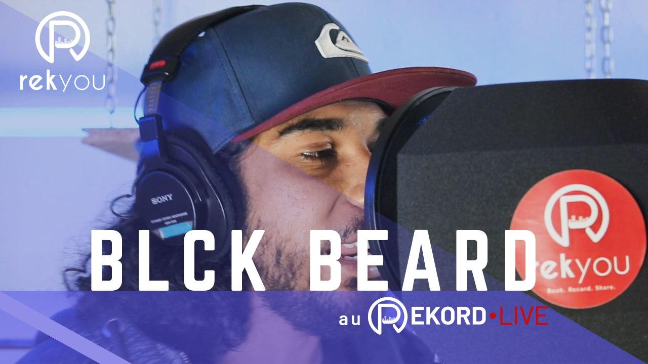 RekordLive Rekyou BLCKBeard Troisième édition