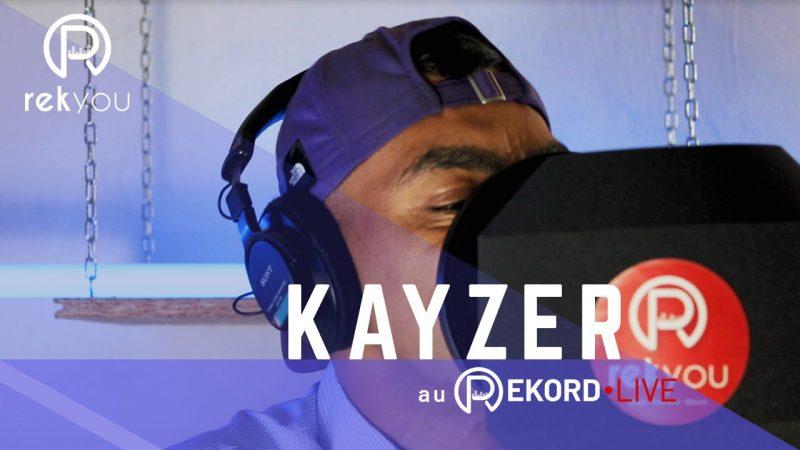 RekordLive Rekyou Kayzer Deuxième et Troisième édition