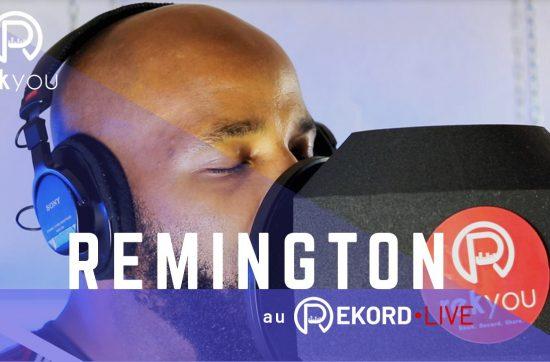 RekordLive Rekyou Remington Troisième édition