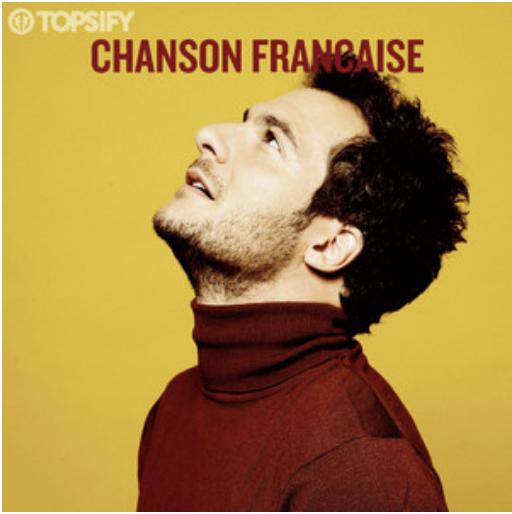 playlist chanson française